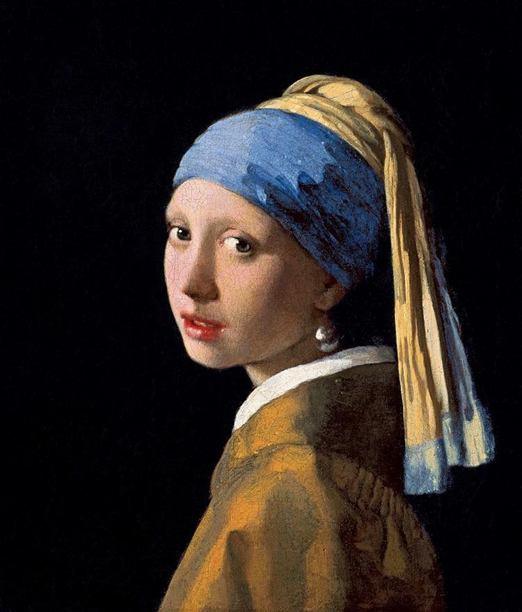 Девушка с жемчужной сережкой. Вермеер