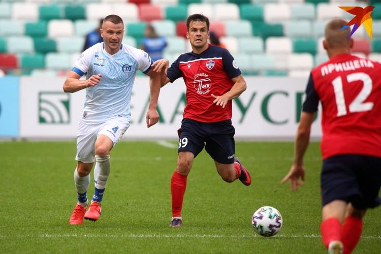 Игорь Шитов против Владислава Насибулина.