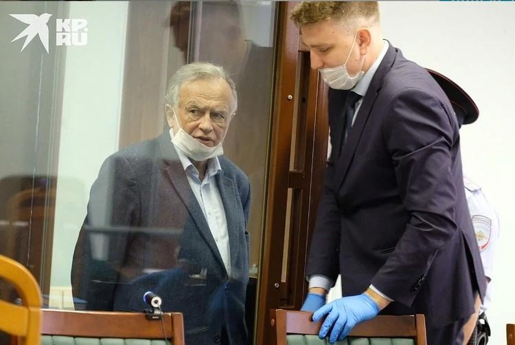 Соколова судят за убийство