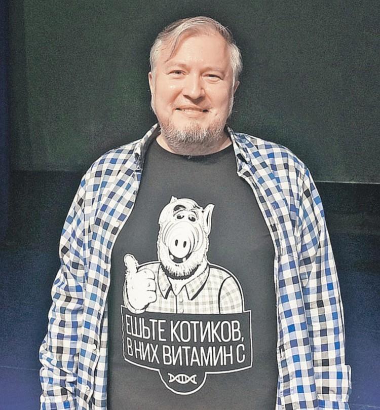 Токсиколог Алексей Водовозов. Фото: wikipedia.org