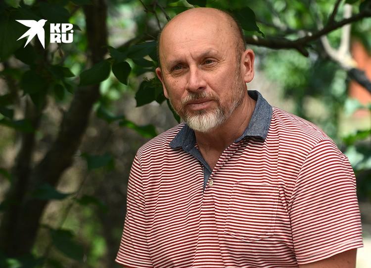 """Ученый Игорь Воронин уверен: """"Не нужен нам канал!""""."""