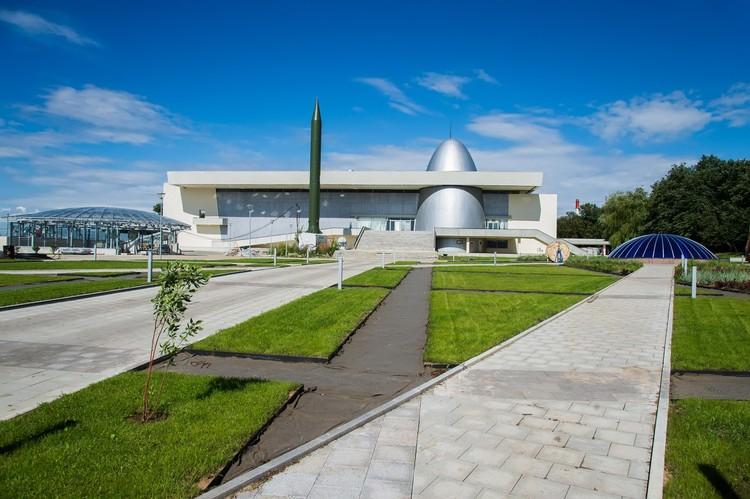 Государственный музей космонавтики. Фото: пресс-служба Министерства культуры