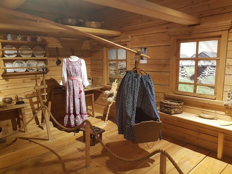 """В Скандинавии я неожиданно попала в русскую северную деревню! Экспозицию Поморского музея в Варде помогал делать архангельский музей деревянного зодчества """"Малые Корелы""""."""