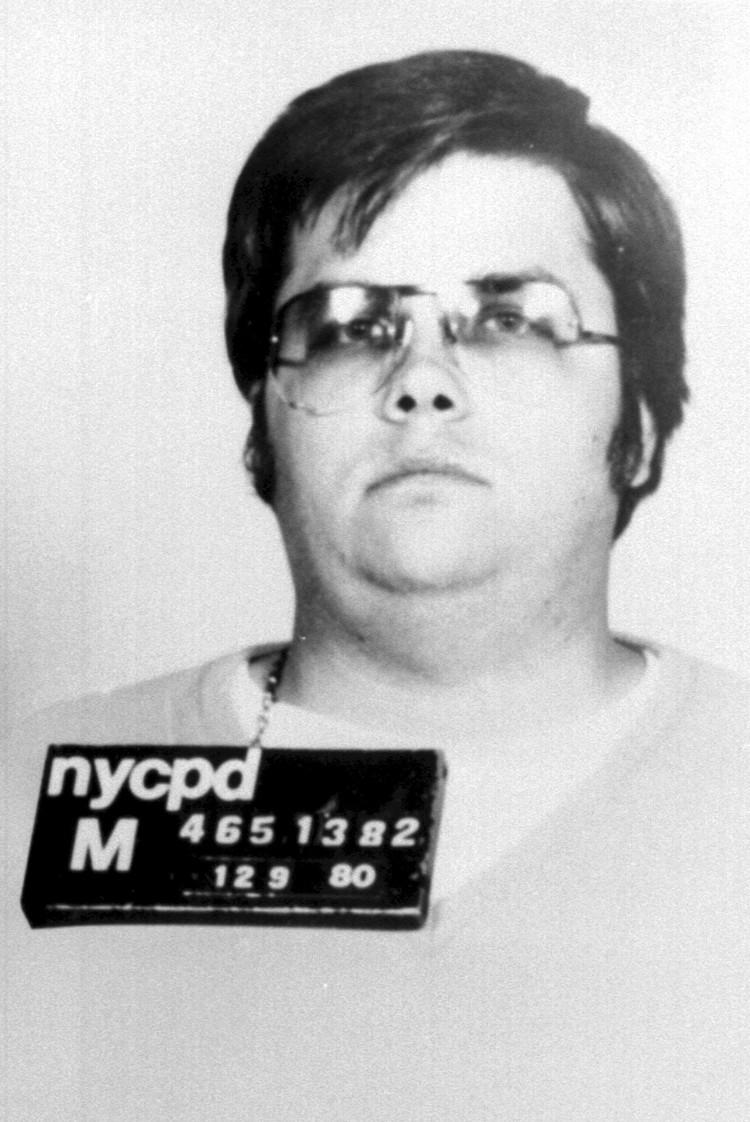 Марк Чепмен, убийца Джона Леннона.