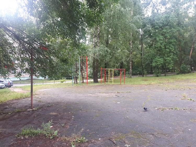 Олег Бекмеметьев отметил, что двор может стать очень красивым