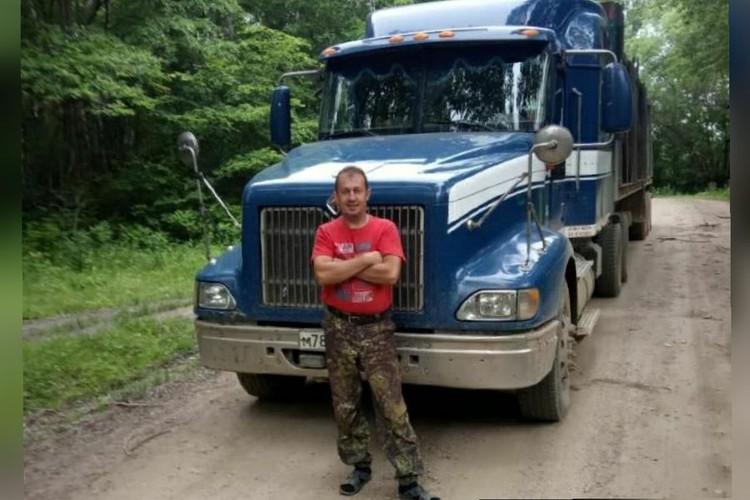 Водитель из Приморья спас на отдыхе людей. Фото: из личного архива героя публикации