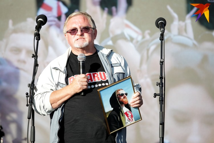Александр - отец Дмитрия Фурманова, который сейчас находится в СИЗО г. Жодино