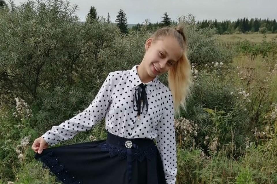 Олеся круглая отличница. Фото: предоставлено Юлией Каблуковой
