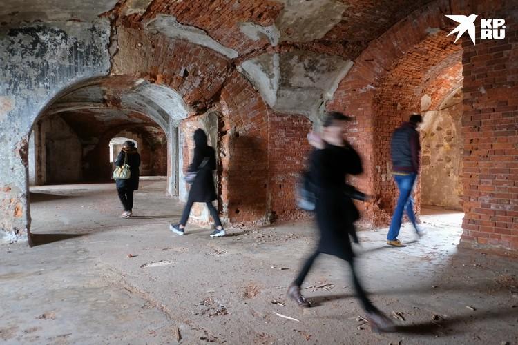 Скоро форты удивят туристов экспозициями, отелями и ресторанами