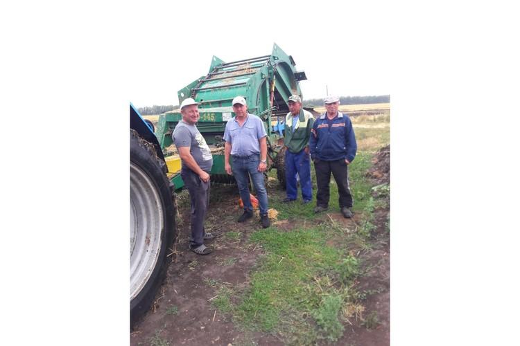 Объединившись, фермеры увеличили объемы продукции. Фото: АО «Россельхозбанк»