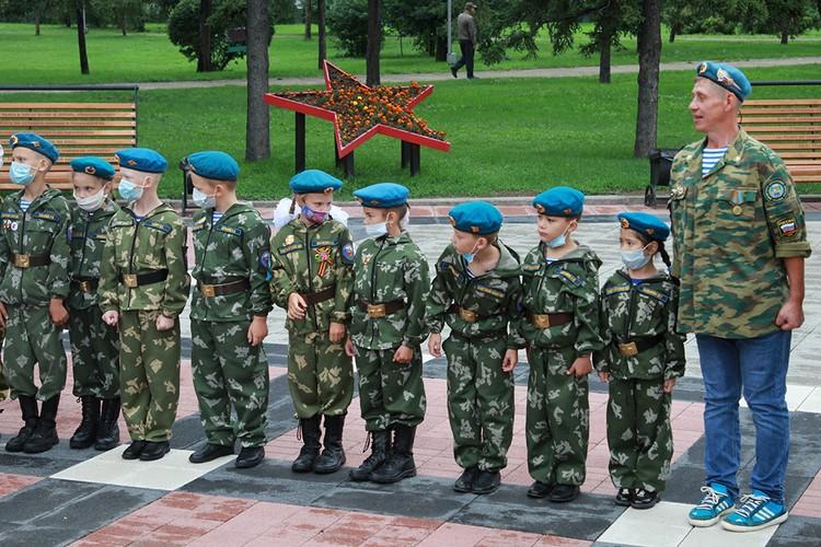 День ВДВ в Иркутске 2020: подрастает смена