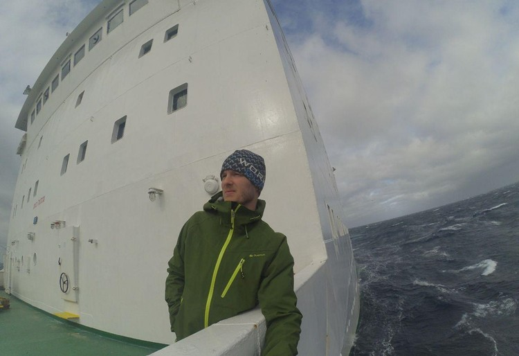 Ростовский ученый провел в экспедиции около двух месяцев. Фото героя публикации.