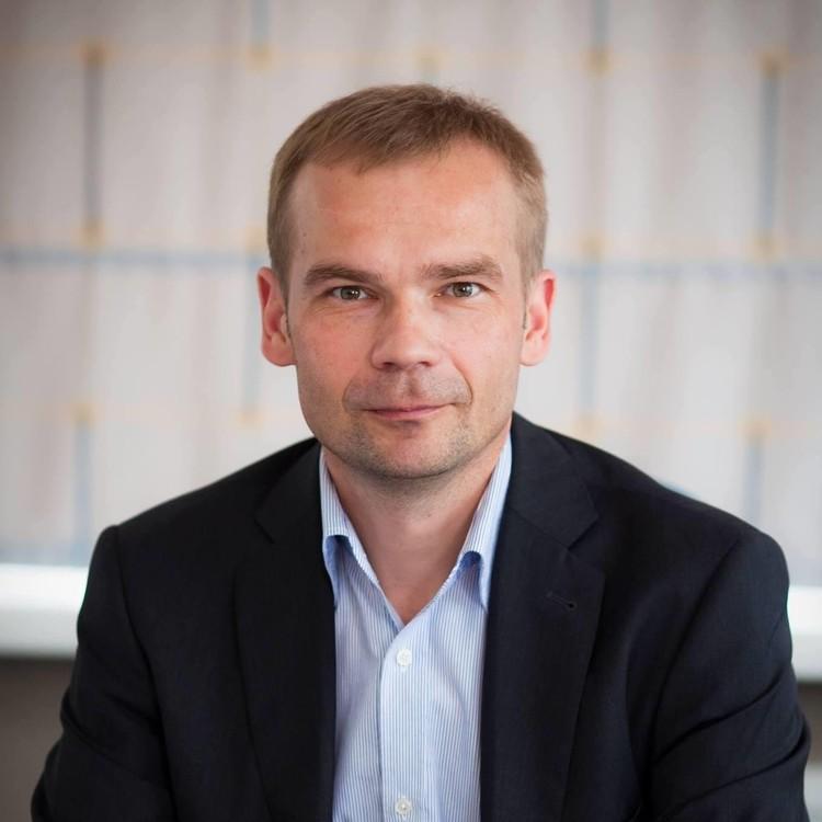 Председатель Общественной палаты Твери Вадим Рыбачук. Фото: Facebook/Вадим Рыбачук