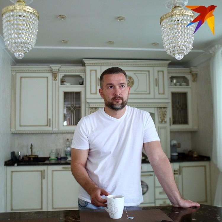 Сергей Черечень считает себя кандидатом от бизнеса.