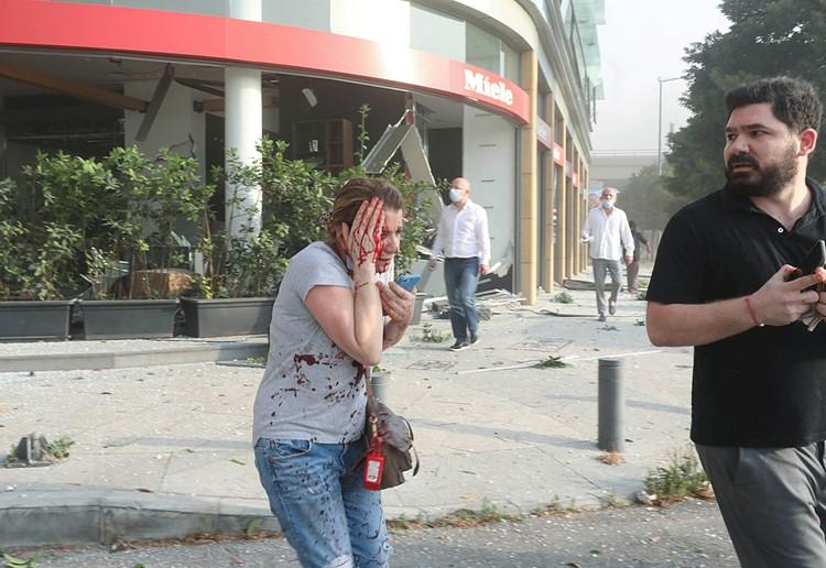 Красный крест сообщает о тысячах пострадавших