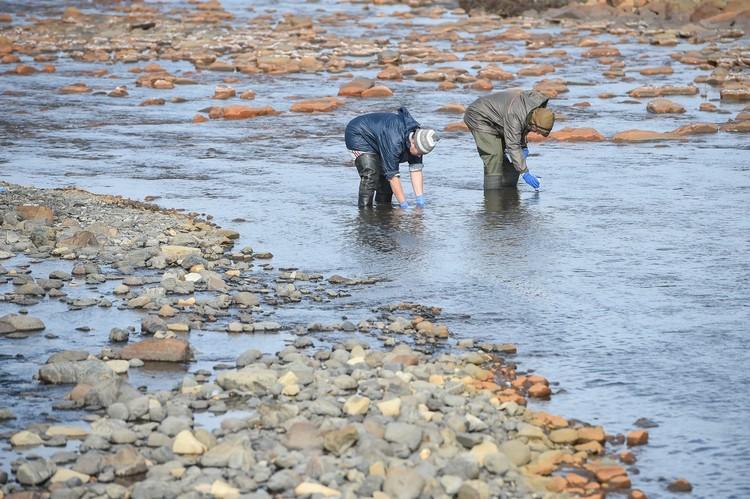"""Таким резиновым сапогам позавидует любой рыбак. Фото: предоставлено компанией """"Норникель"""""""