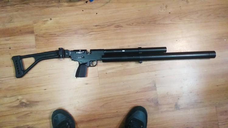 Для убийства девушек использовалась эта винтовка. Фото: СУ СКР