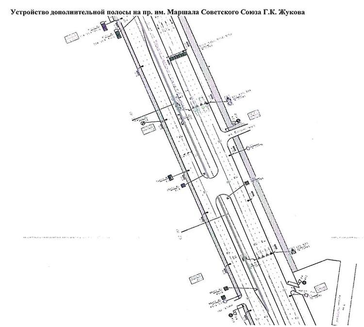 Полосу оборудуют на участке протяженностью почти 240 метров. Фото: сайт госзакупок.