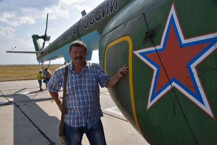 Донбасс - это символ всего русского. Фото: архив Олега Измайлова
