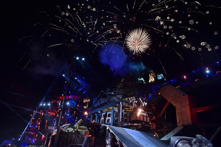 Пушилин посетил международное байк-шоу в Крыму. Фото: сайт Главы ДНР