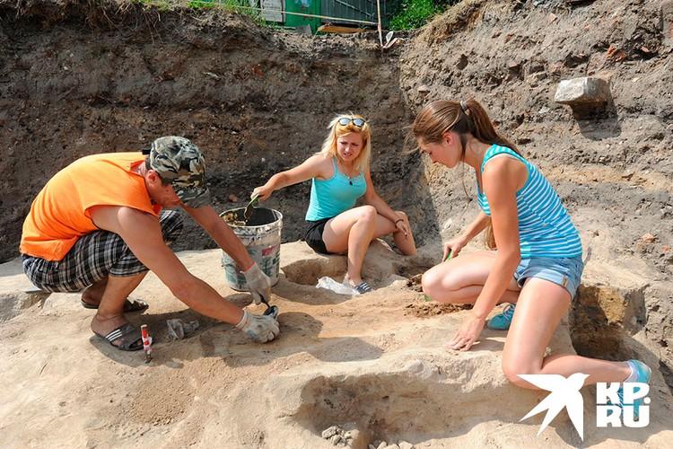 Вятским палеонтологам нужны помощники