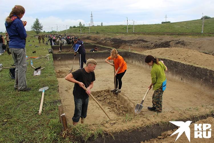 Российским археологам нужны помощники-волонтеры.