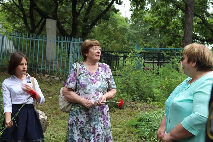Одноклассница дочки Масляка - Лидия Хорева. Фото: предоставлено военным следственным управлением