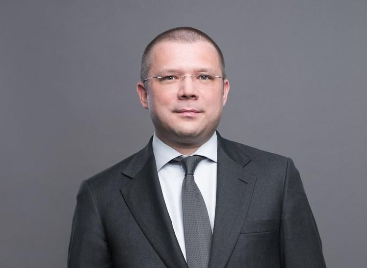 Президент АО ИНТЕКО Александр Николаев.