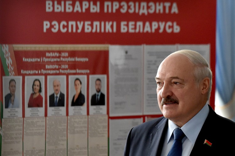 Лукашенко просто играет в Союзное государство