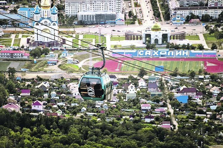 Современная инфраструктура Сахалинской области вдохновляет инвесторов для создания новых проектов…