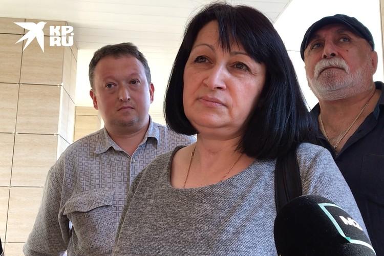 Родную сестру Михаила Хачатуряна Марину допрашивали около трех часов