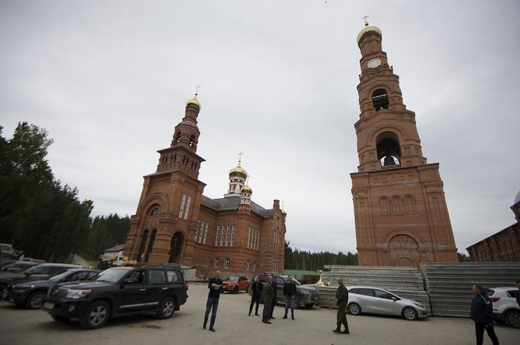 Монастырь стал известен на всю страну после скандала с Ксенией Собчак