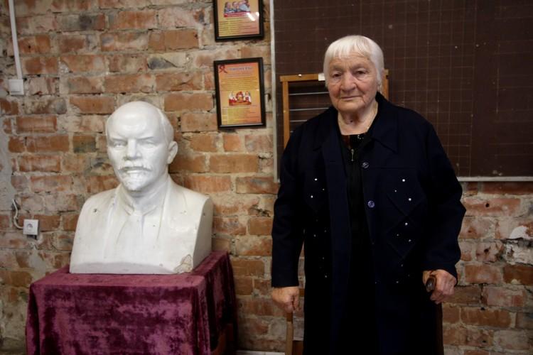 Валентина Дидух большую часть жизни проработала на почте.