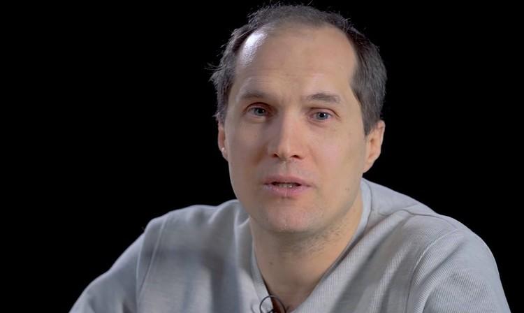 Украинский журналист Юрий Бутусов.