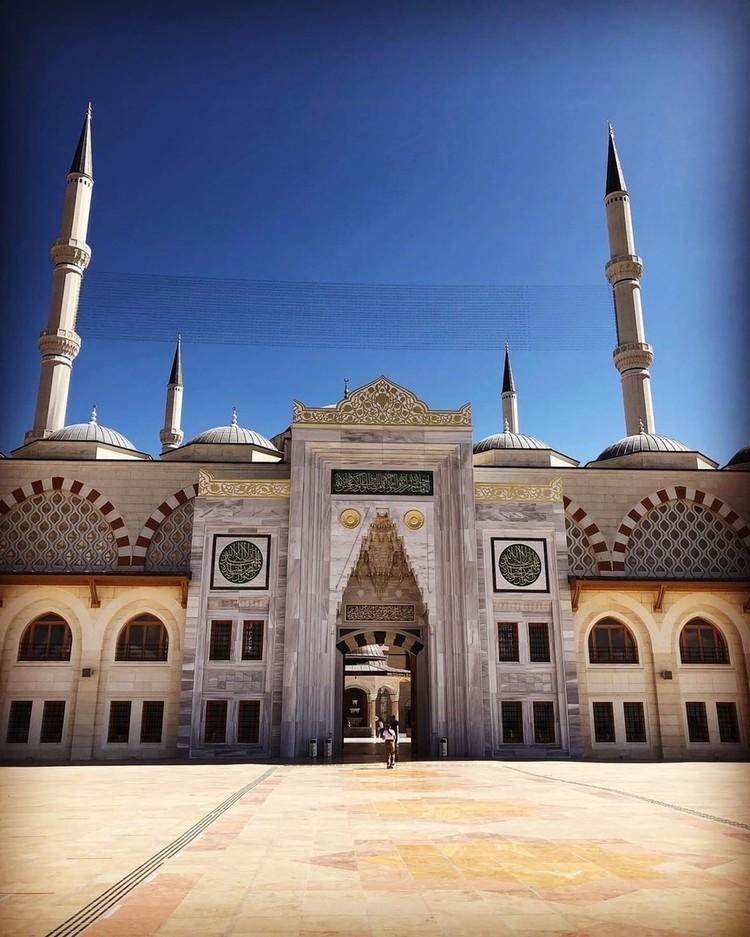 Мечеть Чалымджа в Стамбуле