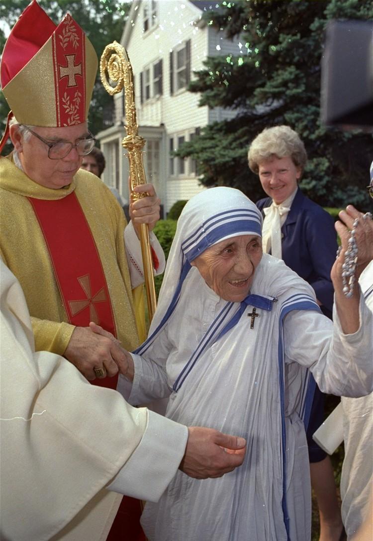 Ватикан разрешил Терезе заняться миссионерской деятельностью