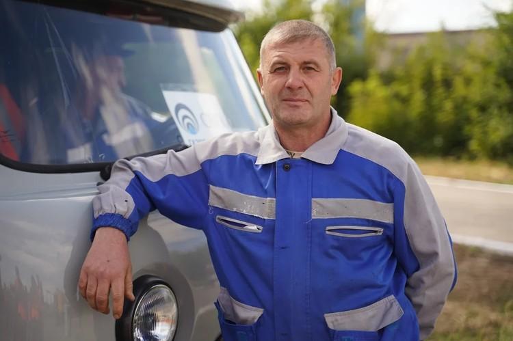 Владимир Петров – лучший сварщик губернии и победитель конкурса профмастерства.