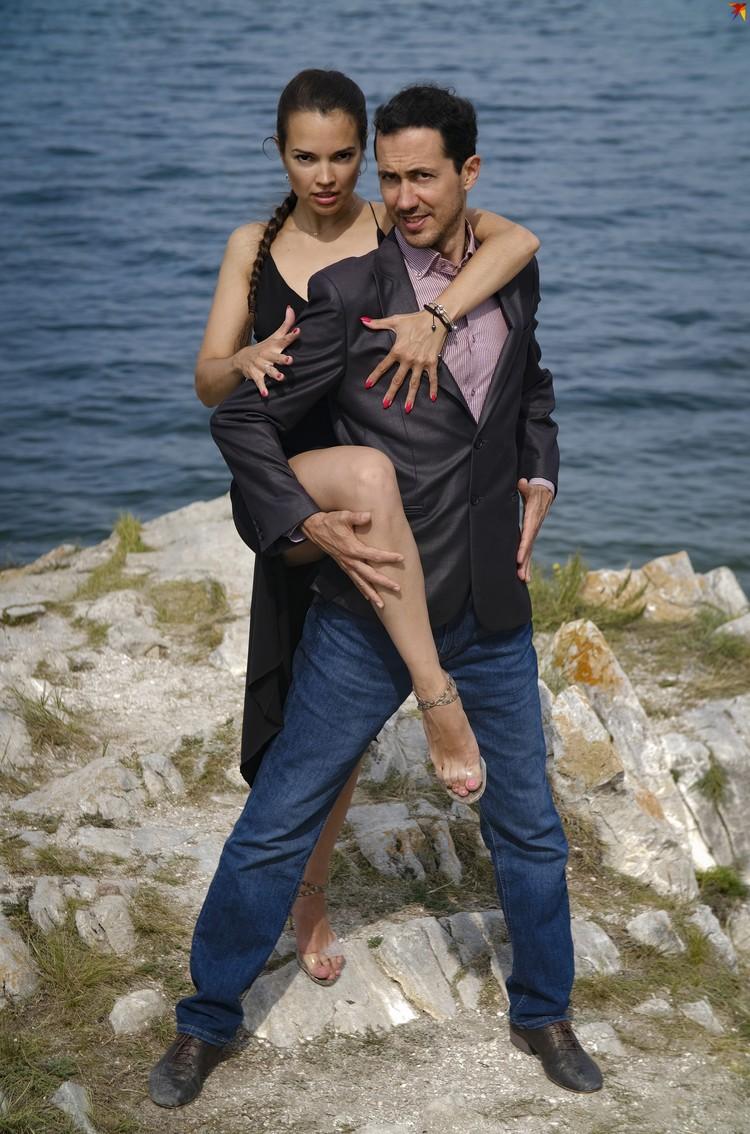 Объединило будущих молодоженов аргентинское танго. Фото: героев публикации