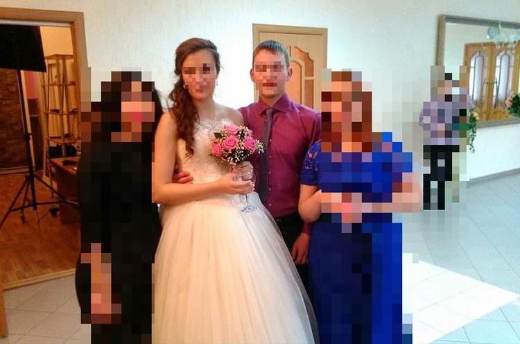 Анастасия вышла замуж в октябре 2015 года, но уже весной 2019 развелась с мужем, от которого родила дочку. Фото: СОЦСЕТИ