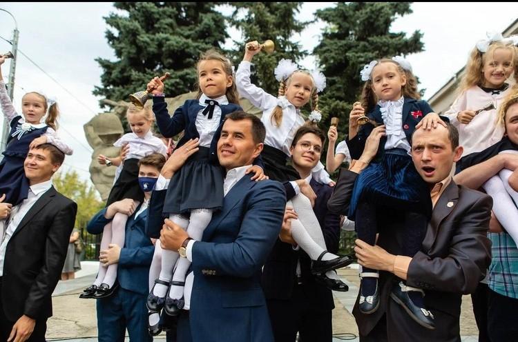 1 сентября в Челябинске.
