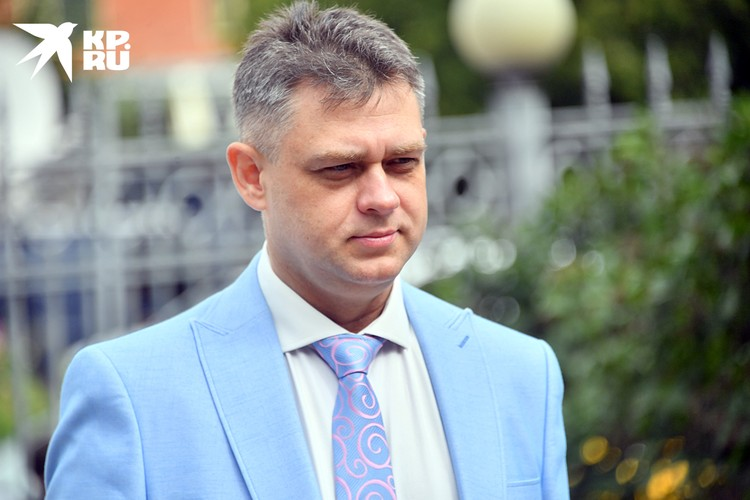 Адвокат Ангелины Хачатурян Алексей Паршин