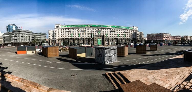 Киосков на площади скоро станет в разы больше. Всего хотят установить 20 торговых точек.