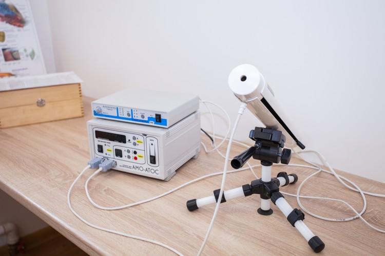 Этот чудо-аппарат способствует развитию зрительных функций.