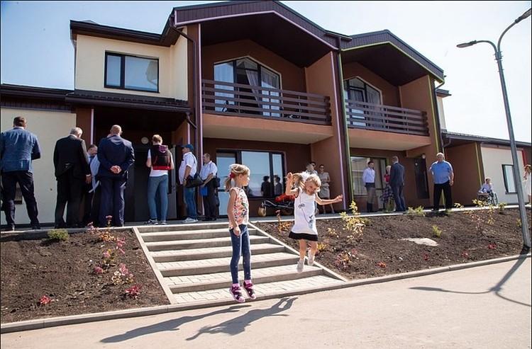 В конце августа открылся третий дом арт-поместья. Автор фото: Элеонора МЕКШИНА