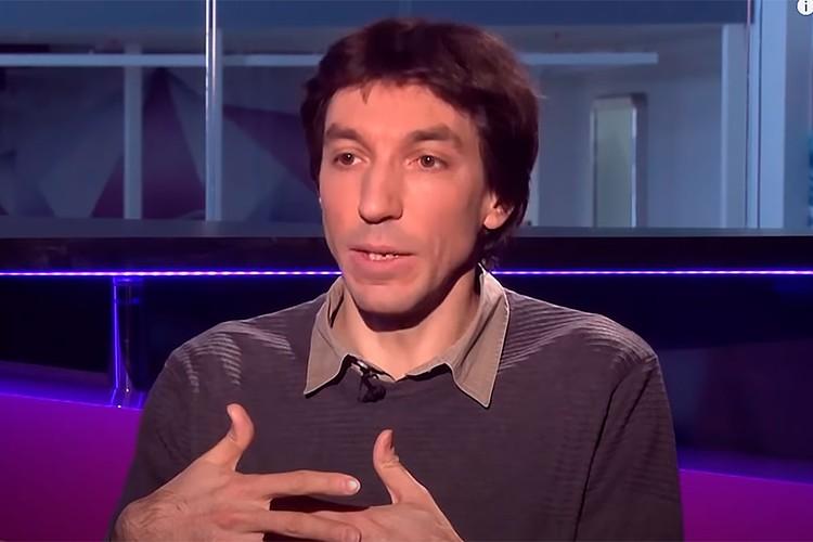 Эволюционный биолог Георгий Базыкин