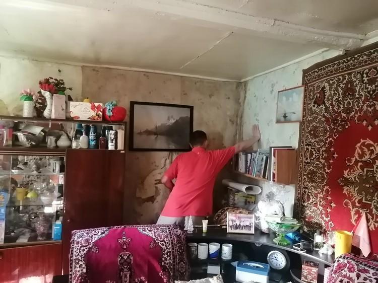 Эксперт ОНФ поверил состояние конструкций дома