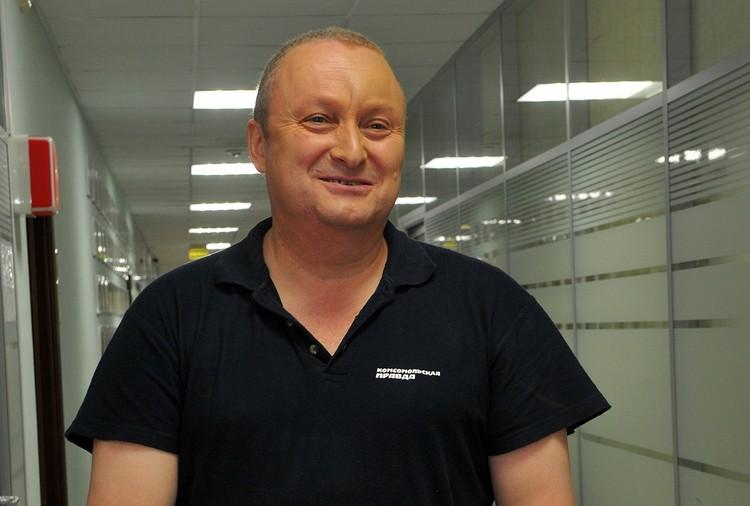Михаил Коневский.