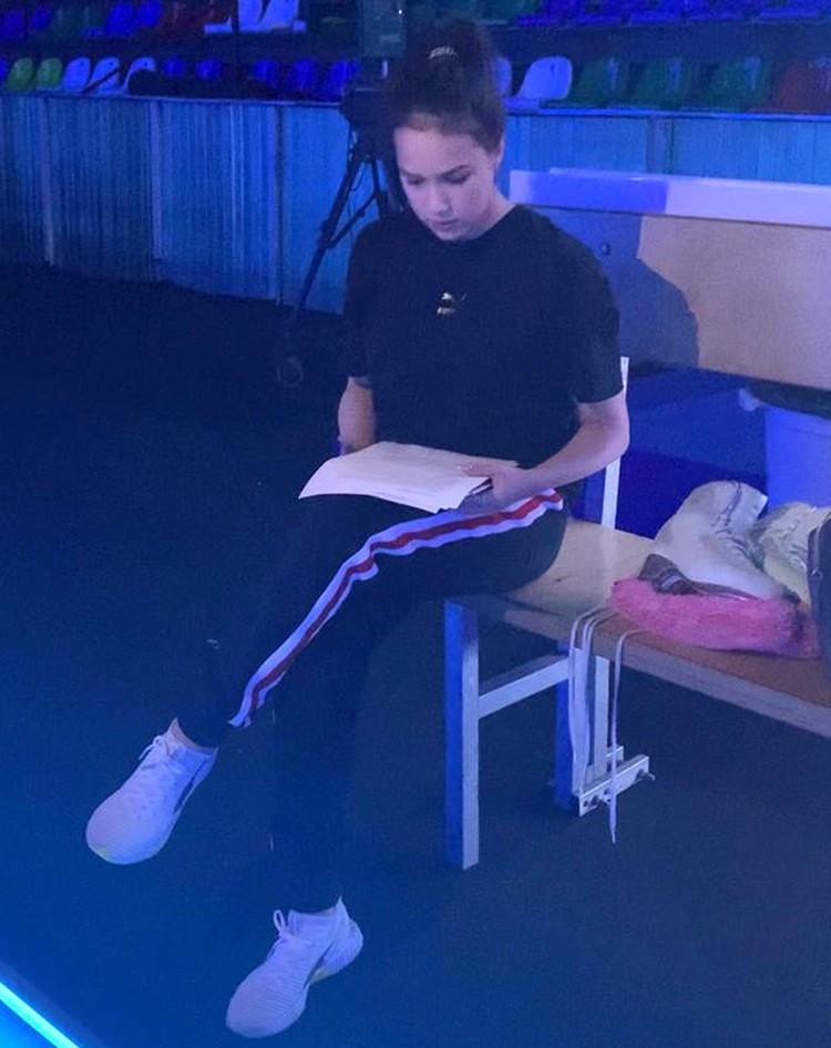 Фото пресс-службы Первого канала со съемок телешоу