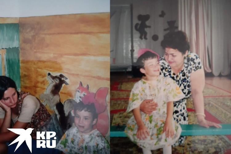 Будучи подростком, Валя писала письма родителям на улицу Котовского. Фото: предоставлены Валентиной Клепиковой