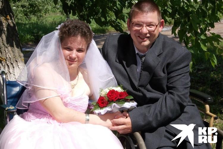 В 2012 году Валентина вышла замуж за Константина, но брак был не долгим . Фото: предоставлены Валентиной Клепиковой